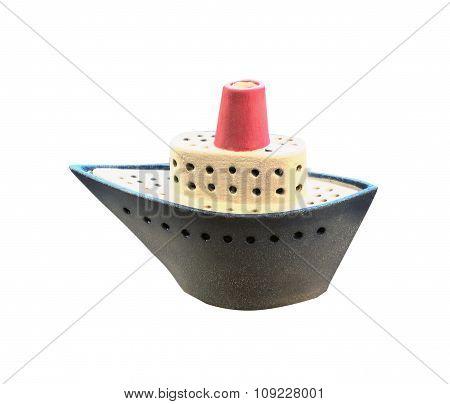 Boat Ceramic Small