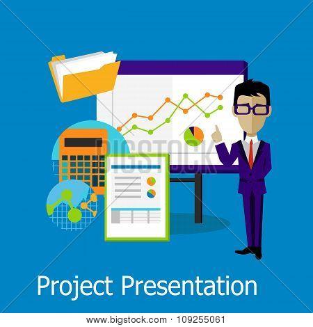 Project Presentation Concept Design Style