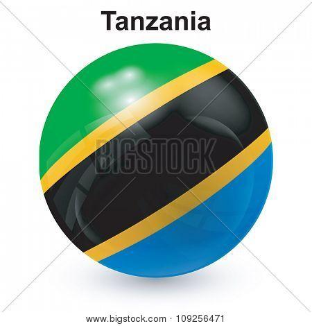 State flag of Tanzania