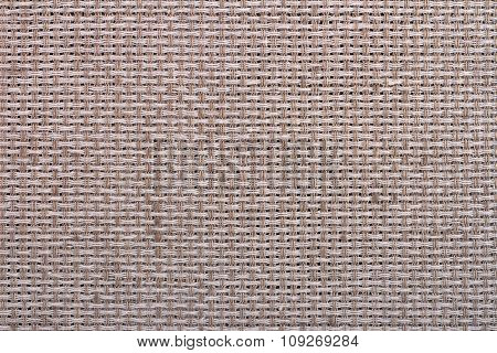 Abstract burlap background