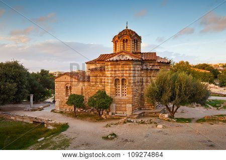 Ancient Agora, Athens.