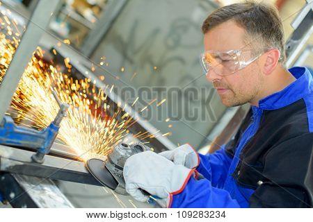 metal polisher