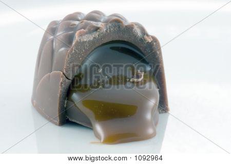 Chocolate Caramel Center