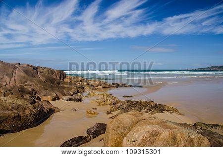 Port Stephens, One Mile Beach