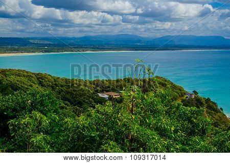 Coast at Byron Bay