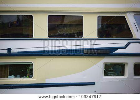 Panoramic windows Passenger Ship
