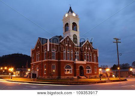 Historic Blairesville Courthouse