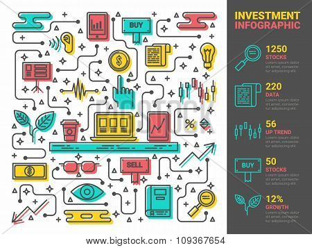 Investment Infographic
