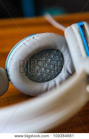 Detail Of Headphones