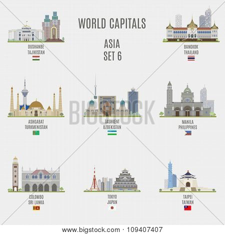 World Capitals