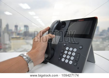 IP Phone - Voice Technology