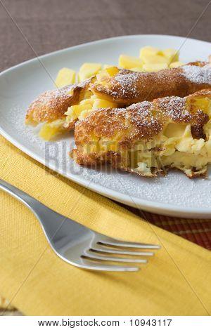 Mango Omelette