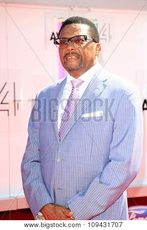 LOS ANGELES - JUN 29:  Greg Mathis at the 2014 BET Awards - Arrivals at the Nokia Theater at LA Live on June 29, 2014 in Los Angeles, CA
