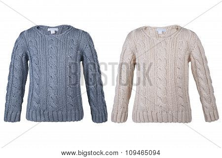Children's Warm Sweater