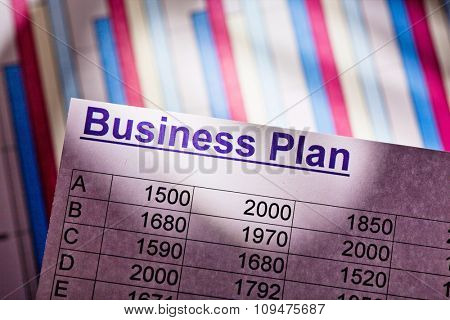 a business plan to start a business. ideas and strategies for self-employment.