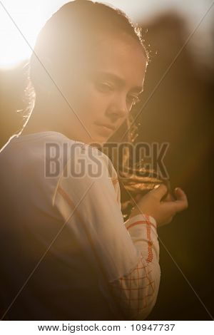 Young Teenager Portrait