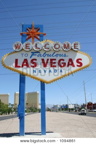 Las Vegas- Welcome Sign