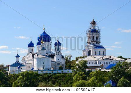 The Holy Bogolyubovo Monastery, Vladimir Region, Russia