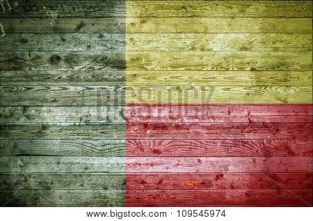Wooden Boards Benin