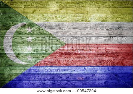 Wooden Boards Comoros