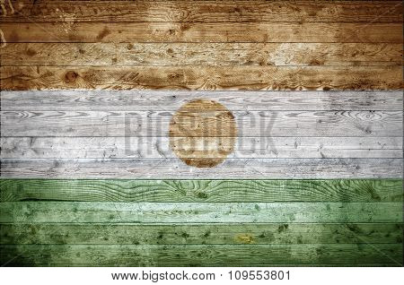 Wooden Boards Niger