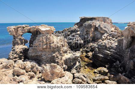 Coastal Limestone: Nature's Art