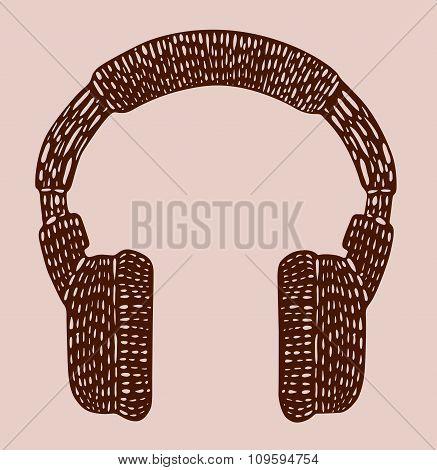 Painted Styled Headphones