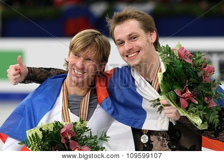 Sergei Voronov And Konstantin Menshov