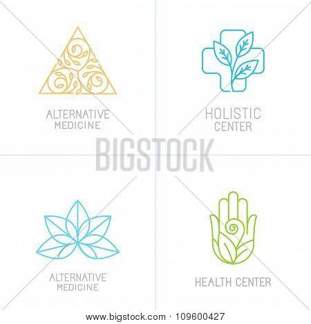 Vector Concepts And Logo Design Templates