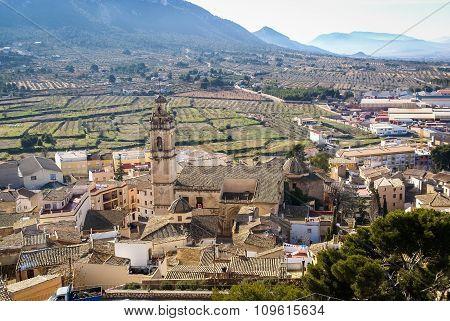 Biar, Valencia Y Murcia, Spain