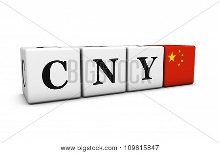 China Chinese Yuan Renminbi Currency Code Cny