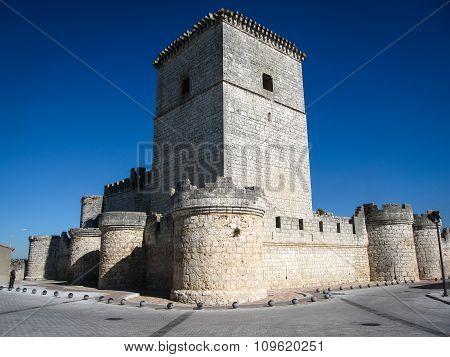 Castle At Portillo, Spain