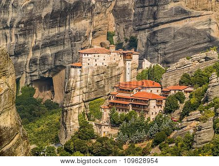 Monasteries of Meteora in Kalambaka