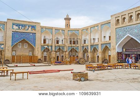 The Traditional Courtyard