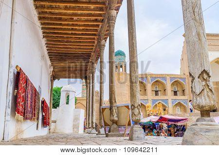 The Carpets Of Khiva