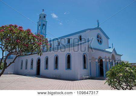 Nuestra Sra de Lourdes Church