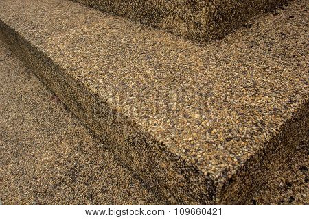 Decorative Scree Brown Background Texture