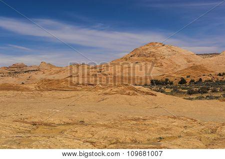 Sandstone Rock Grand Staircase Utah