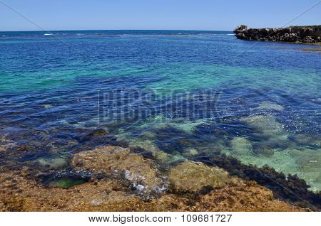 Cape Peron: Indian Ocean Seascape