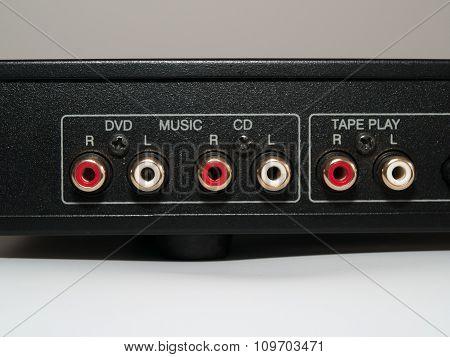 Jack Audio Visual, Electronic Media
