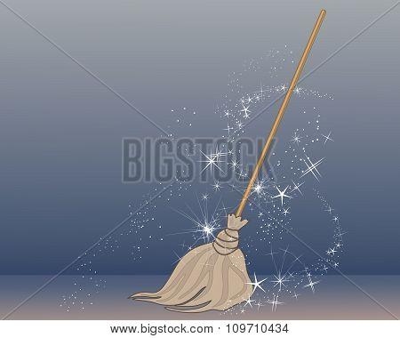 Magic Broom