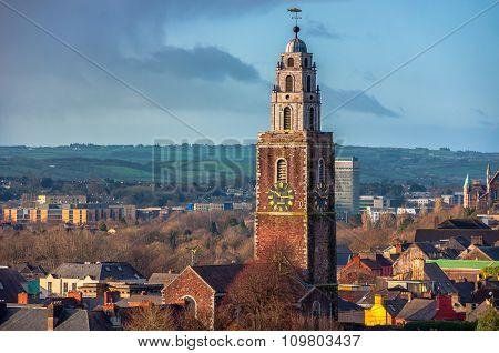 St. Annes Church In Shandon, Cork