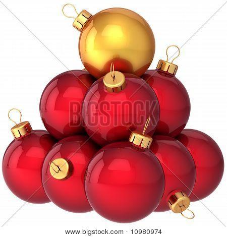 Weihnachten-Führung-Kugel