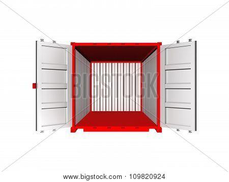 Open Sea Container