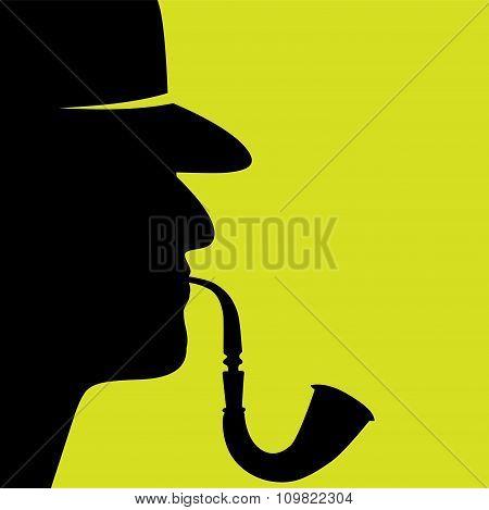 vector detective profile