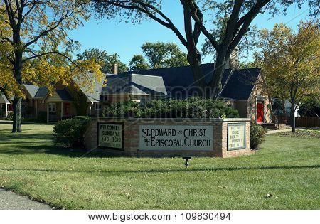 Saint Edward and Christ Episcopal Church