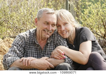 Parents together: mother and father.