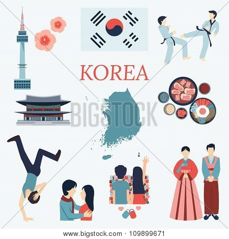 Korea Elements
