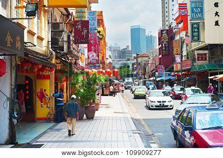 Chinatown Street, Kuala Lumpur