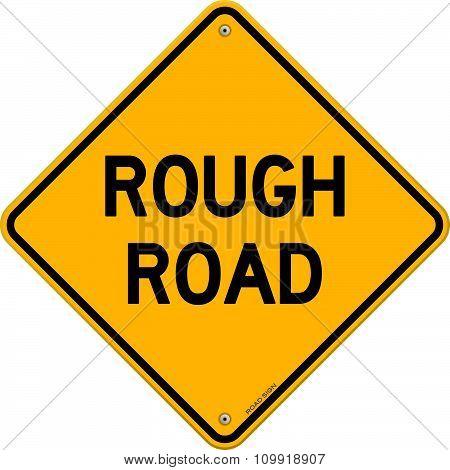 Rough Road Warning